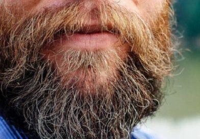 La barba de los hombres contiene más gérmenes que la piel de un perro